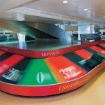 Airport casino advertising